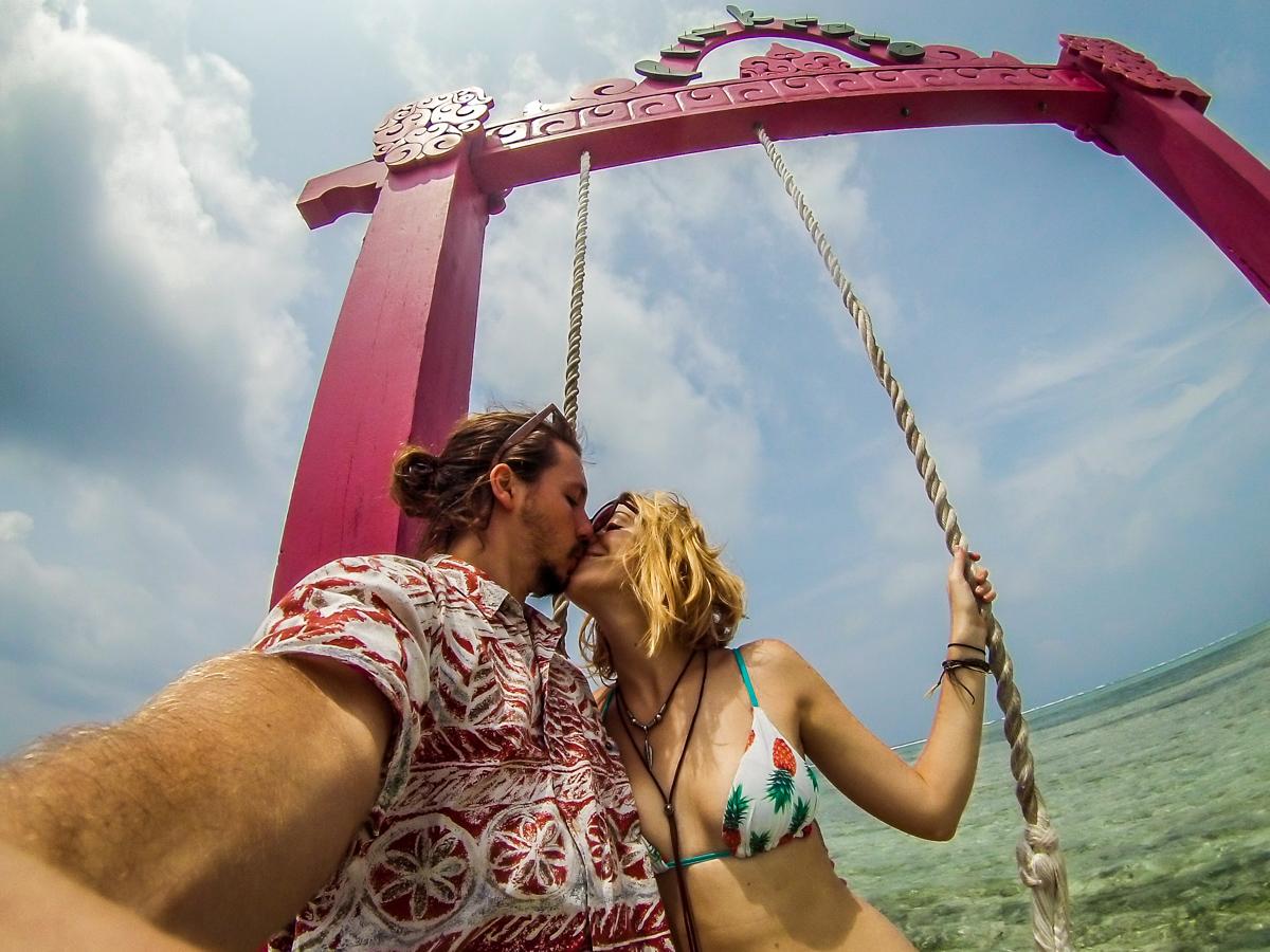 Gili Islands em casal