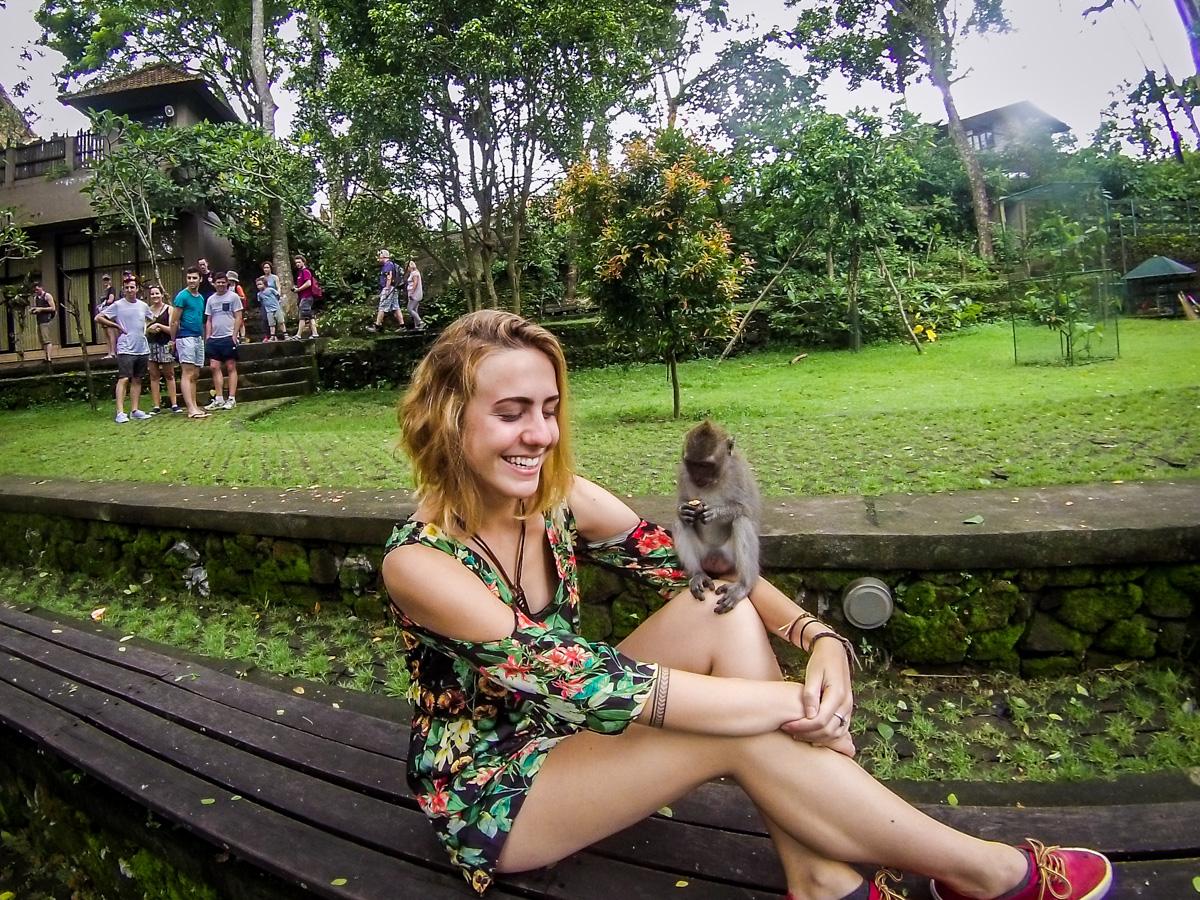Monkey Temple, Ubud, Bali