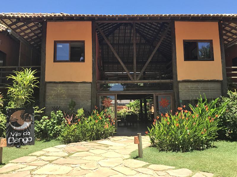 Vila do Dengo, itacaré bahia