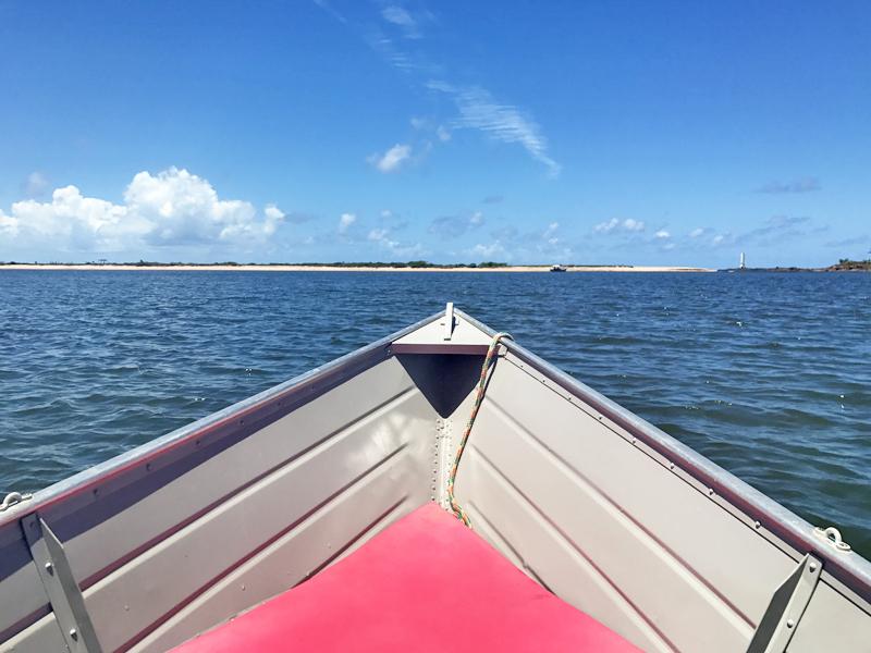 passeio de barco itacaré