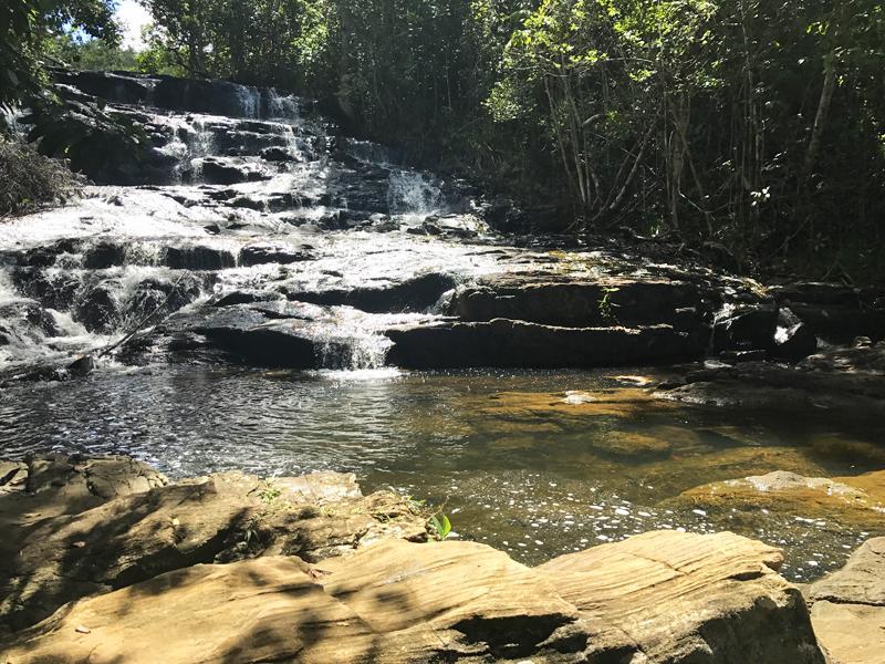 cachoeira do cleandro ou engenho itacaré