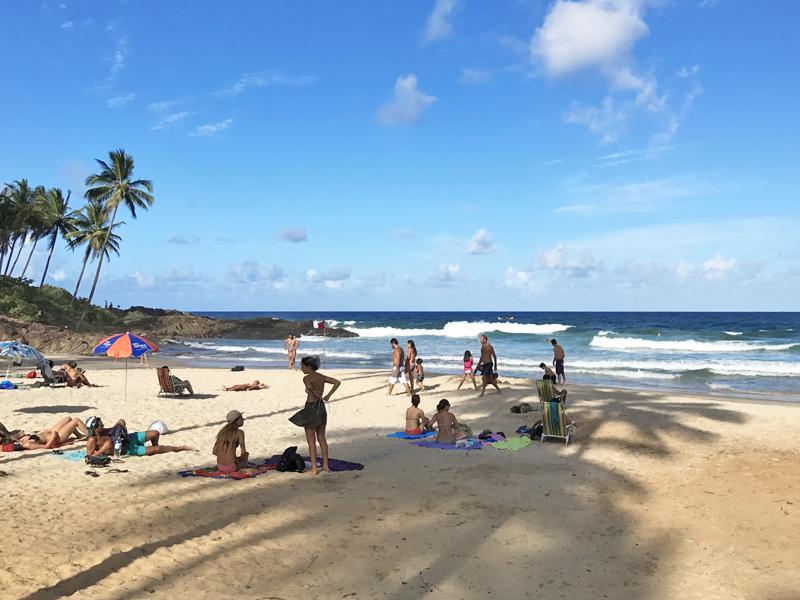 praia do resende itacaré