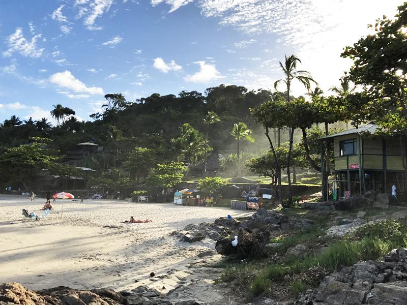 praia da tiririca itacaré