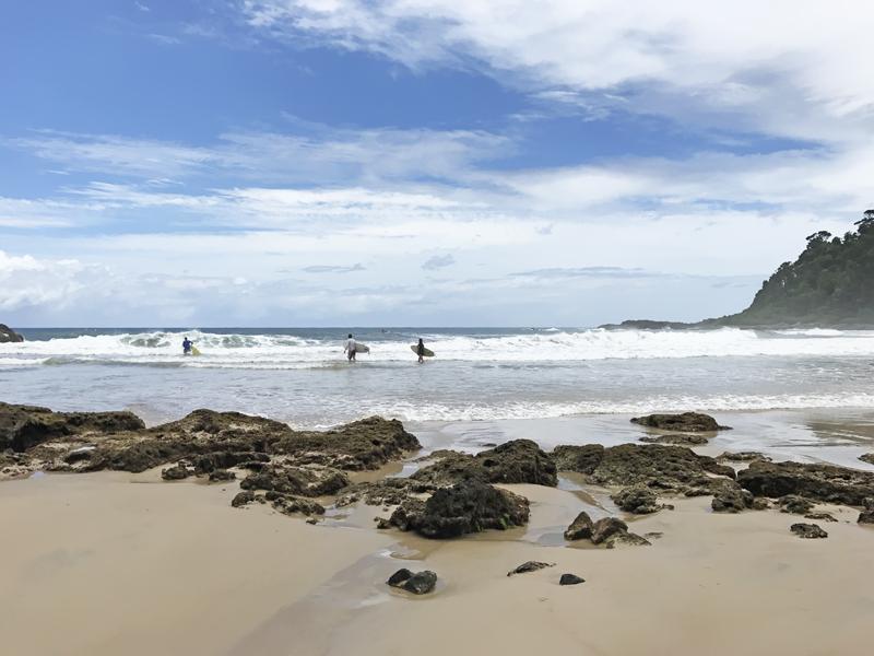 surf praia da engenhoca itacaré
