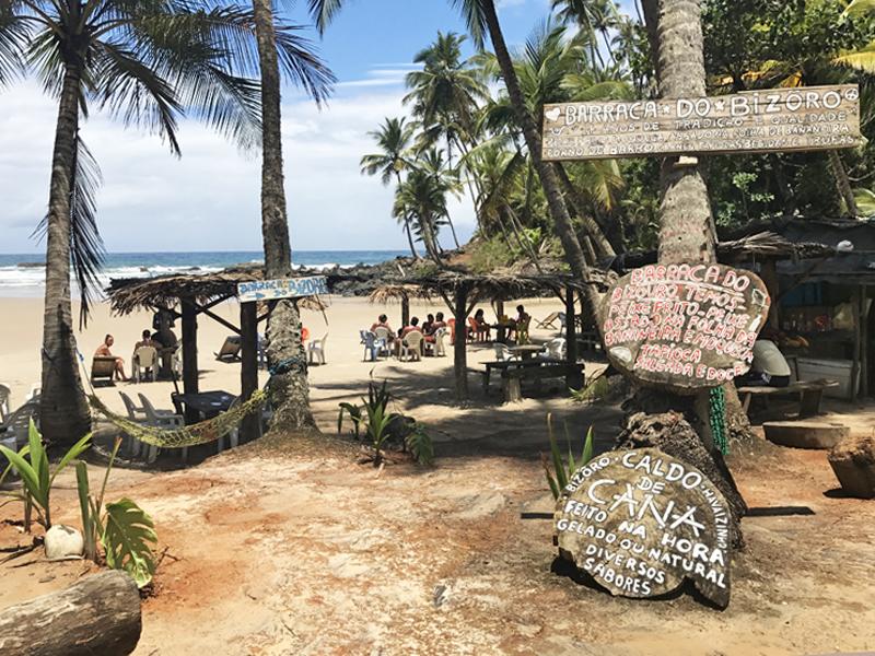 praia do havaizinho itacaré