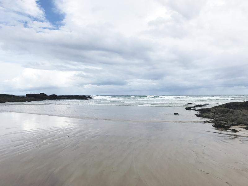 praia da gamboa em itacaré na Bahia