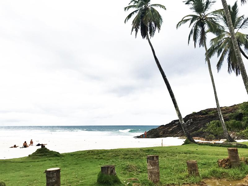 praia do costa itacaré