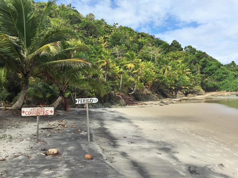 praia do itacarezinho itacaré