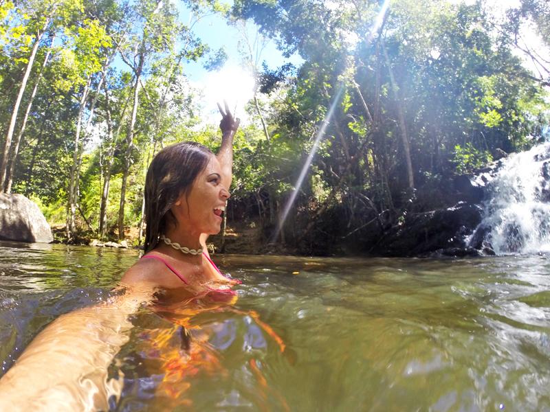 cachoeira do engenho ou engenho itacaré, bahia, o que fazer em Itacaré