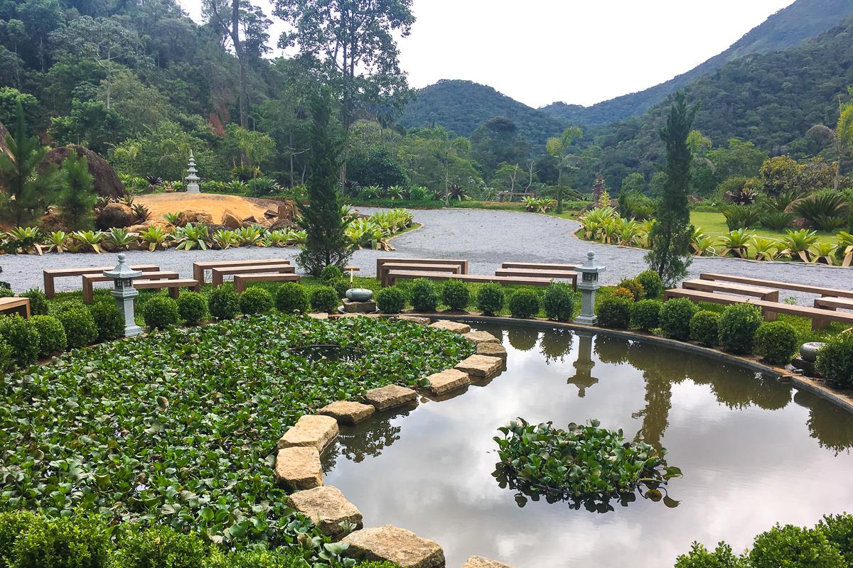 jardim yin yang vale do amor