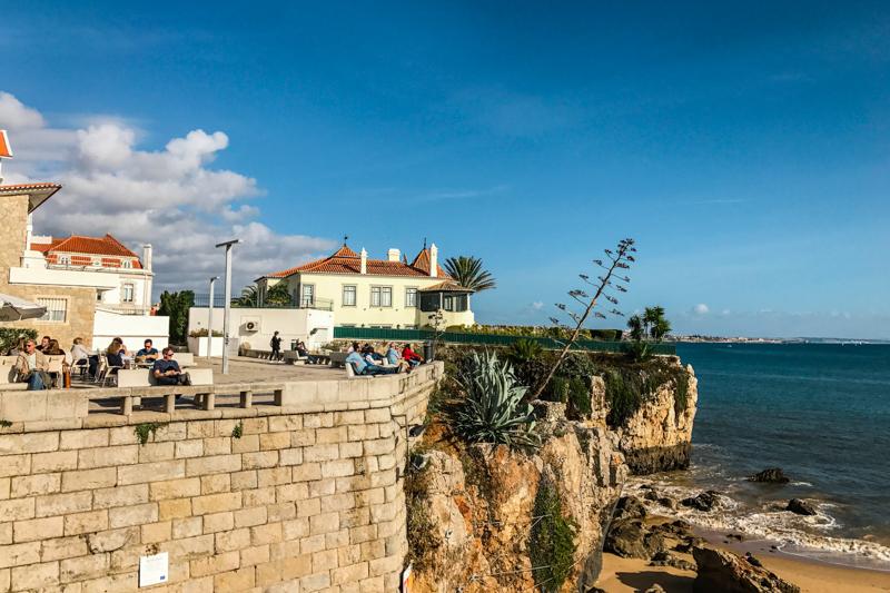 Mirante da Praia da Rainha, Cascais, Lisboa