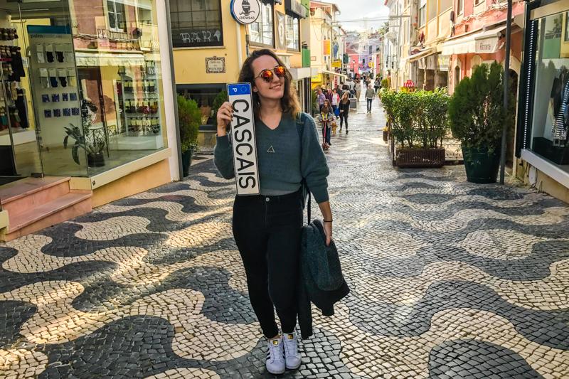 Ruas de Cascais, Portugal