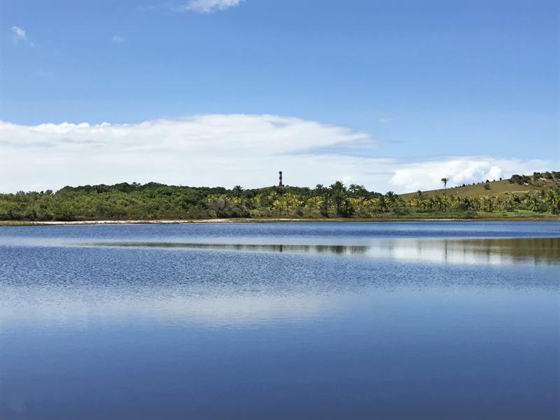 Lagoa Azul, Península de Maraú, Bahia