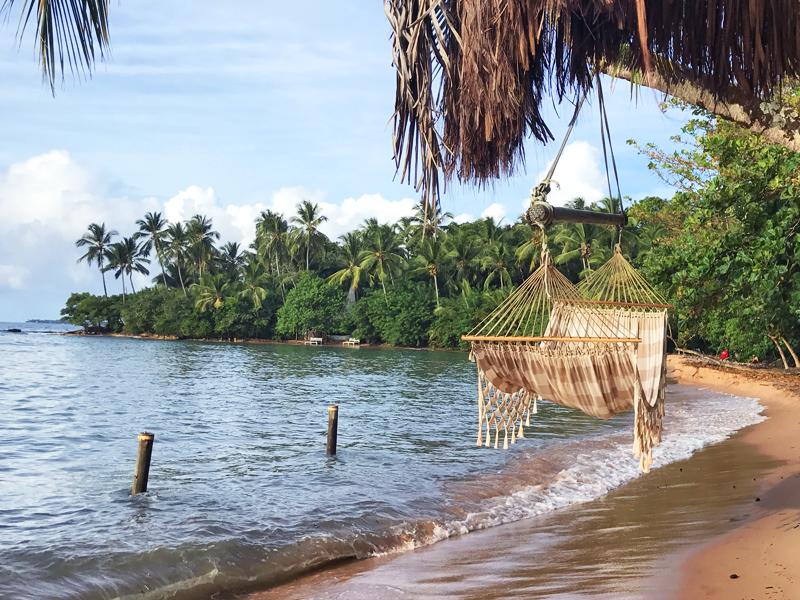 Ponta do Muta, Península de Maraú, Bahia