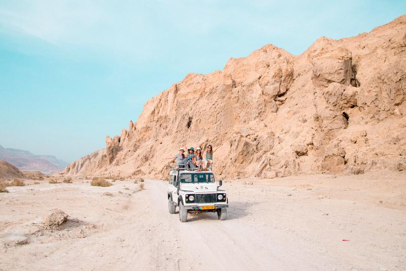 o que fazer em israel passeio de jeep