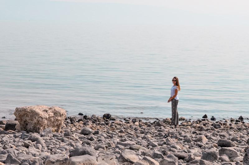 o que fazer em israel mar da galileia
