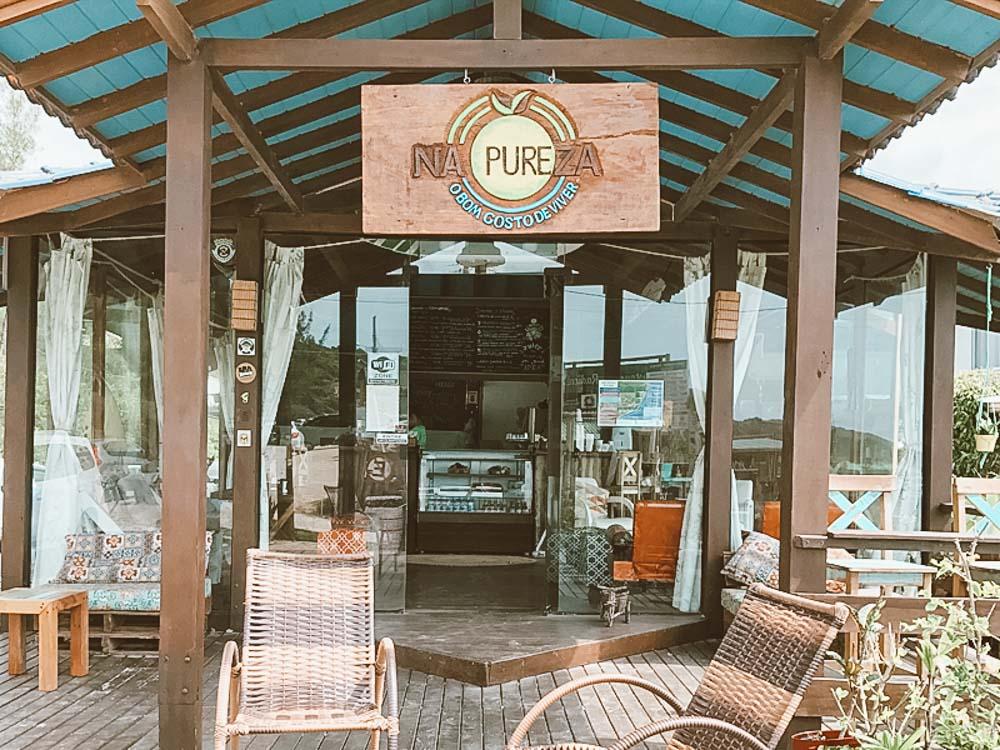 praia do rosa na pureza cafe