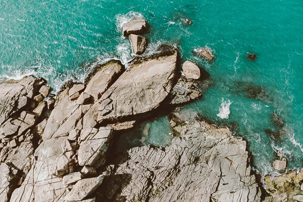 praia do rosa piscinas naturais