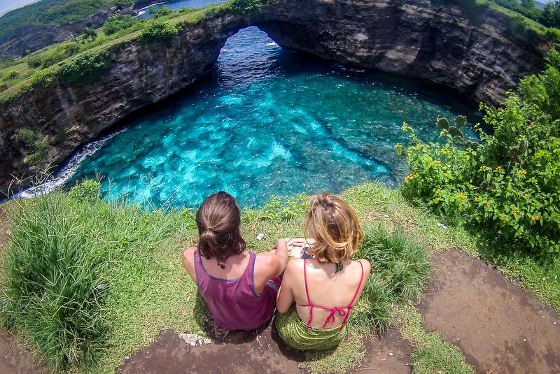 Viagem a dois para Bali