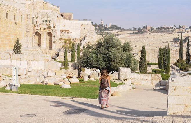 Parque Arqueológico Jerusalém