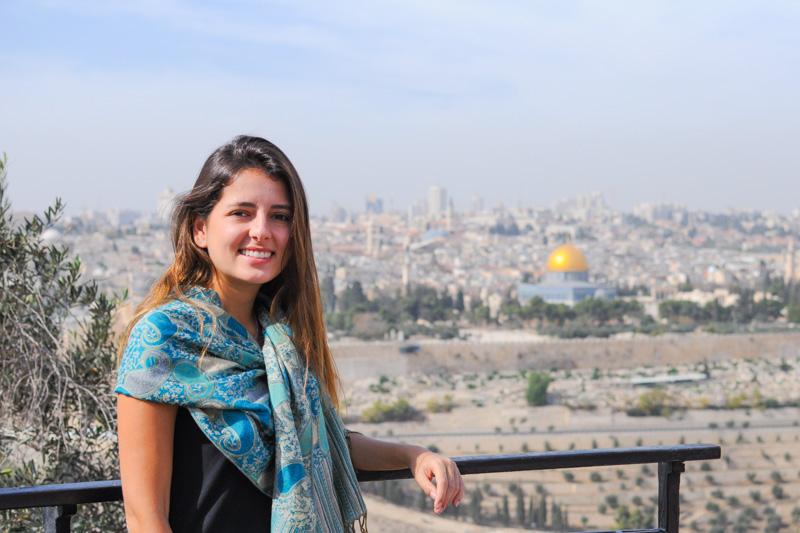 Monte das Oliveiras Jerusalém