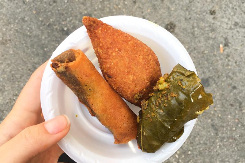 comidas típicas de israel