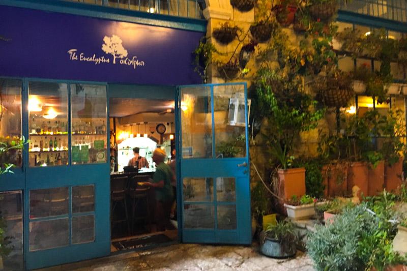 restaurantes em jerusalém