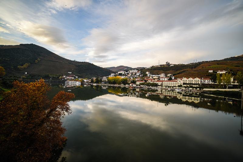 Viagem de carro pelo Vale do Douro