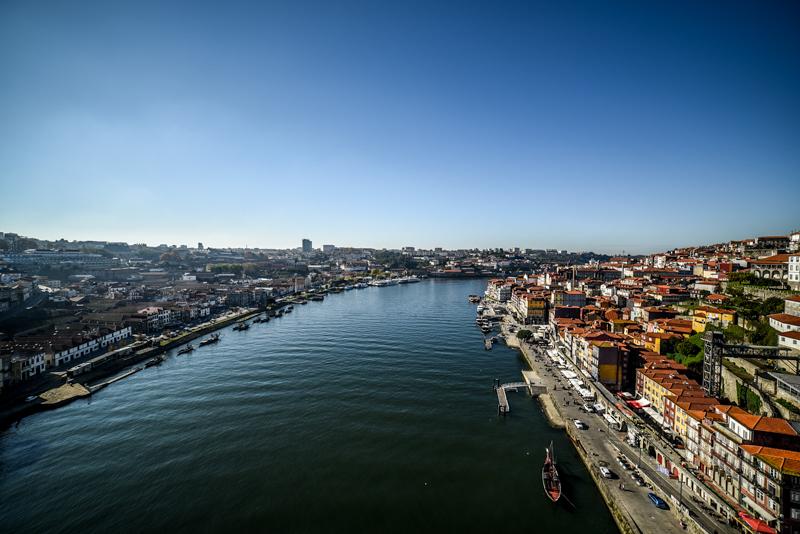 Vista do Rio do Douro