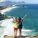 Morro dos Cabritos, trilha incrível na Prainha