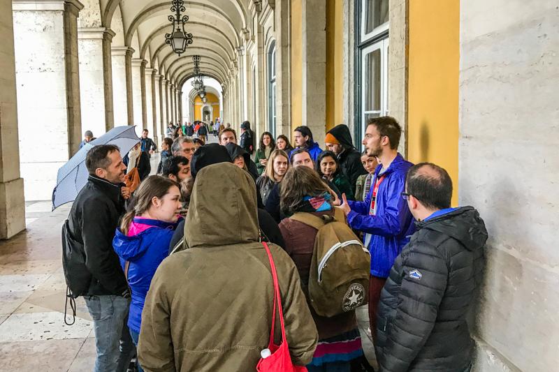 Free Walk Tour Lisboa