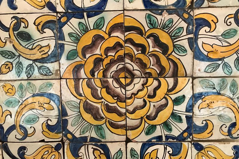 Azulejos Portugueses Lisboa