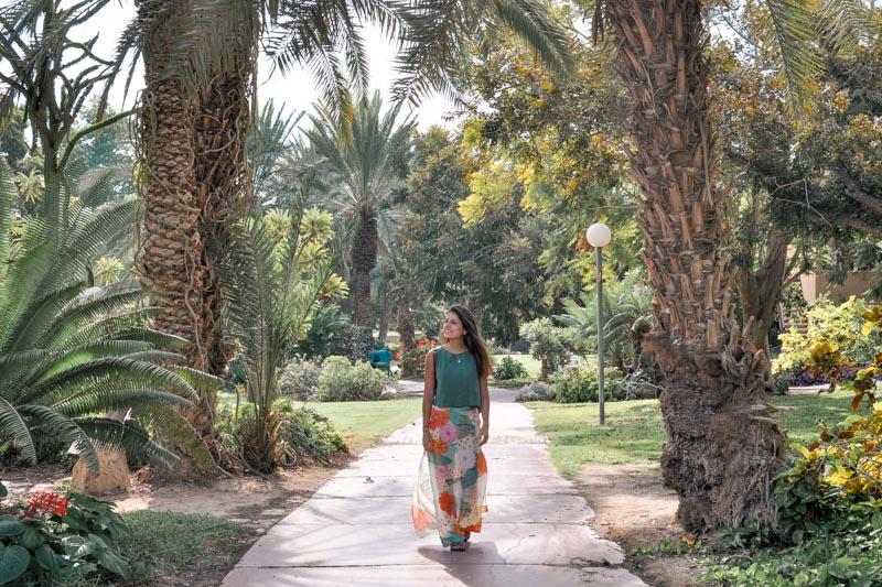 jardim botanico em israel