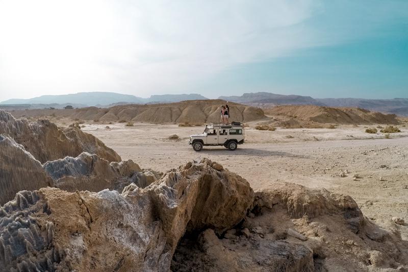Deserto da Judéia o que fazer no mar morto