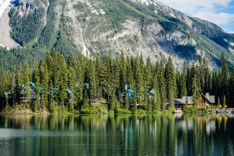 Emerald Lake, Canadá