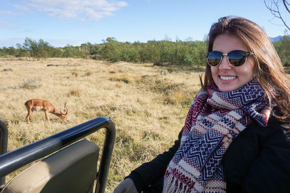 Safari Gondwana Game Reserve