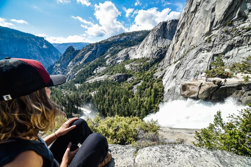 Parque Yosemite EUA