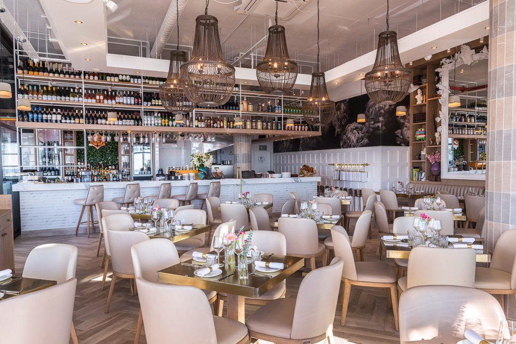 Lily's Restaurant em Cape Town