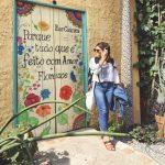 Um final de semana de tranquilidade na Ilha da Gigóia