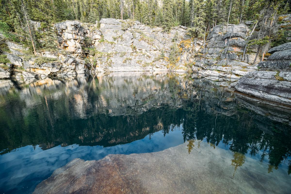 Horseshoe Lake, Jasper