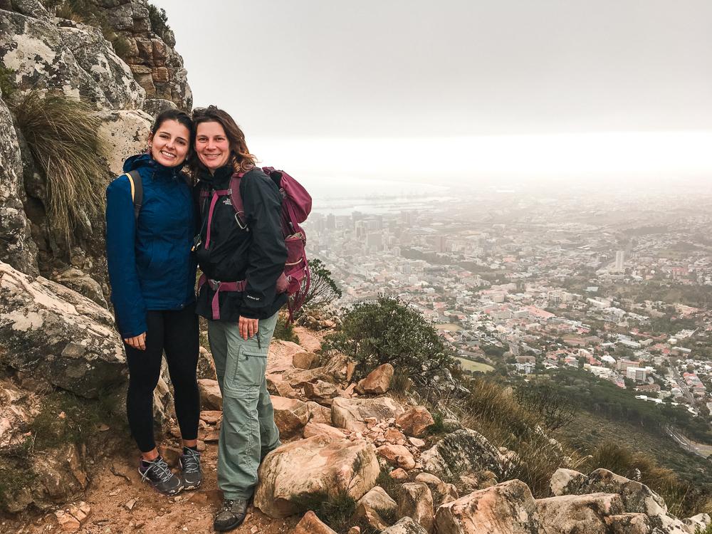 Vista de Cape Town