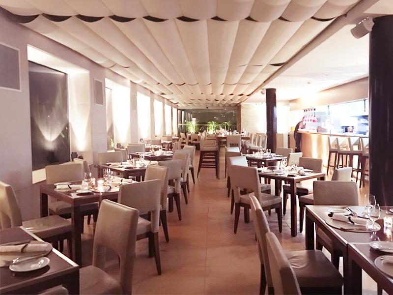 Skye Restaurante & Bar Hotel Unique São Paulo