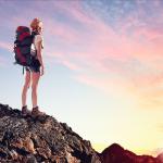 como escolher uma mochila de trekking