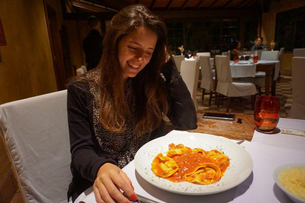 Restaurante da Pousada Les Roches