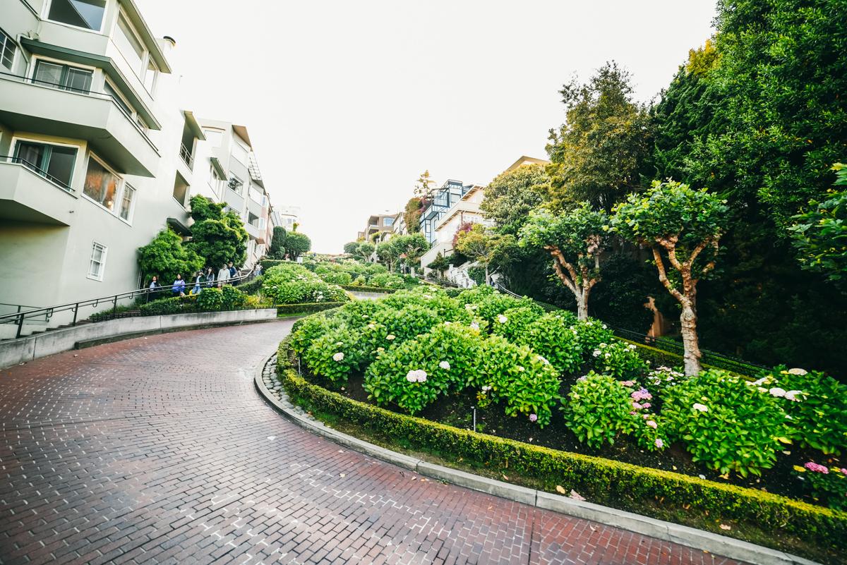 Lombard Street, São Francisco