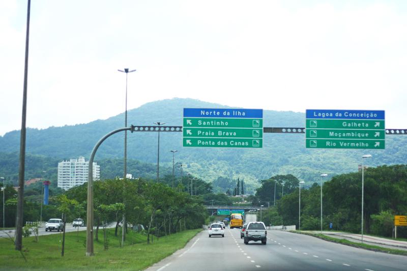 Roteiro de Florianópolis