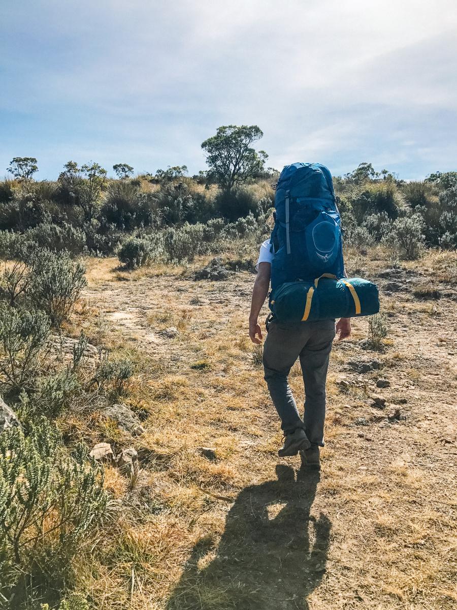 melhores mochilas de trekking