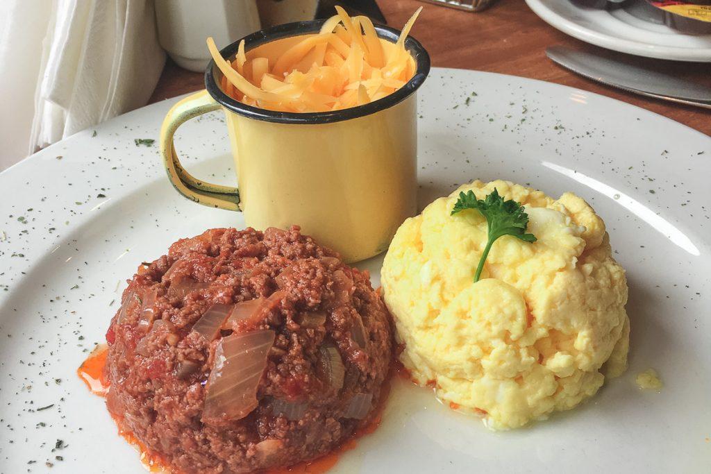 comida na África do Sul
