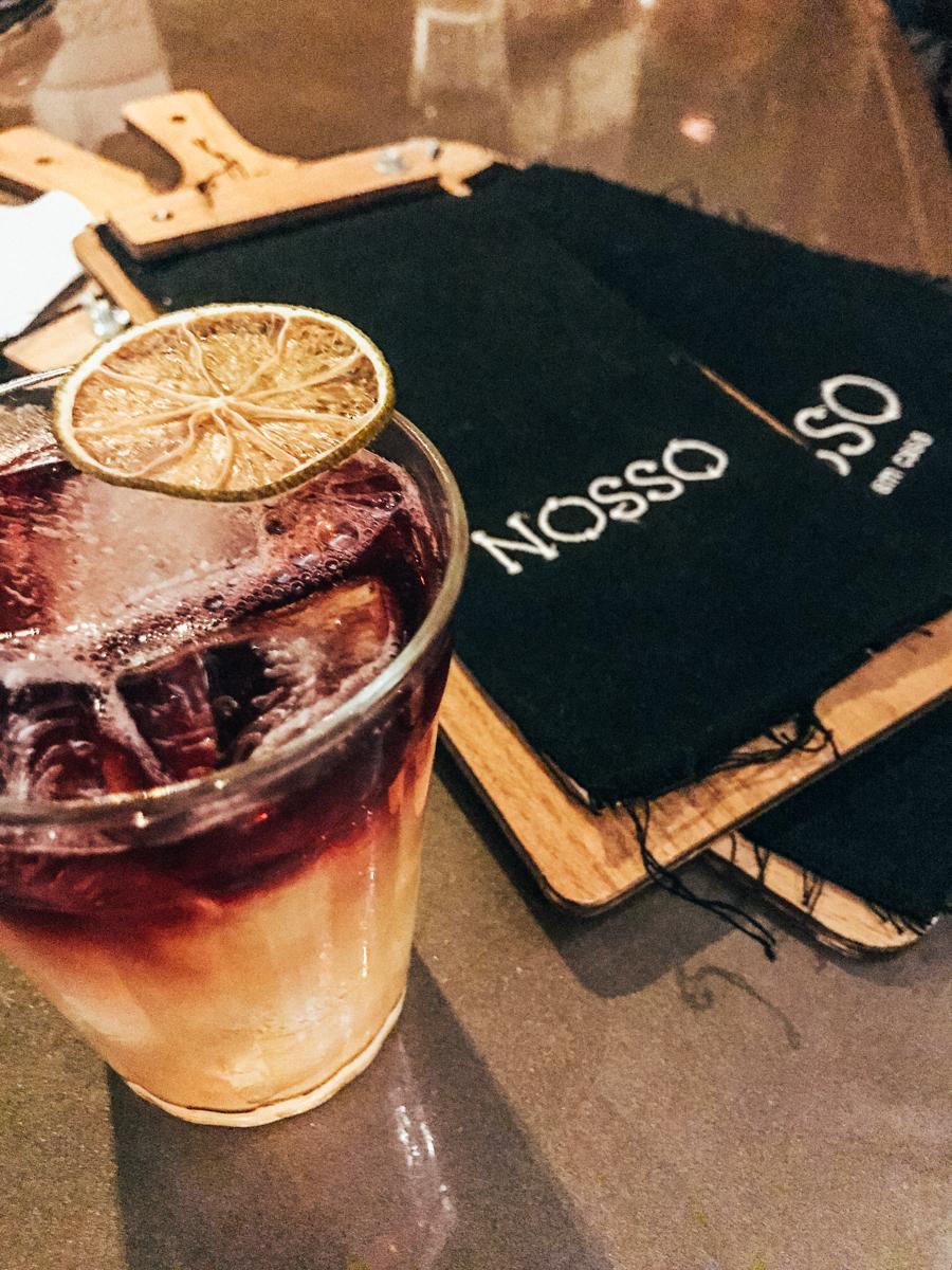 Drink Bar Nosso em Ipanema