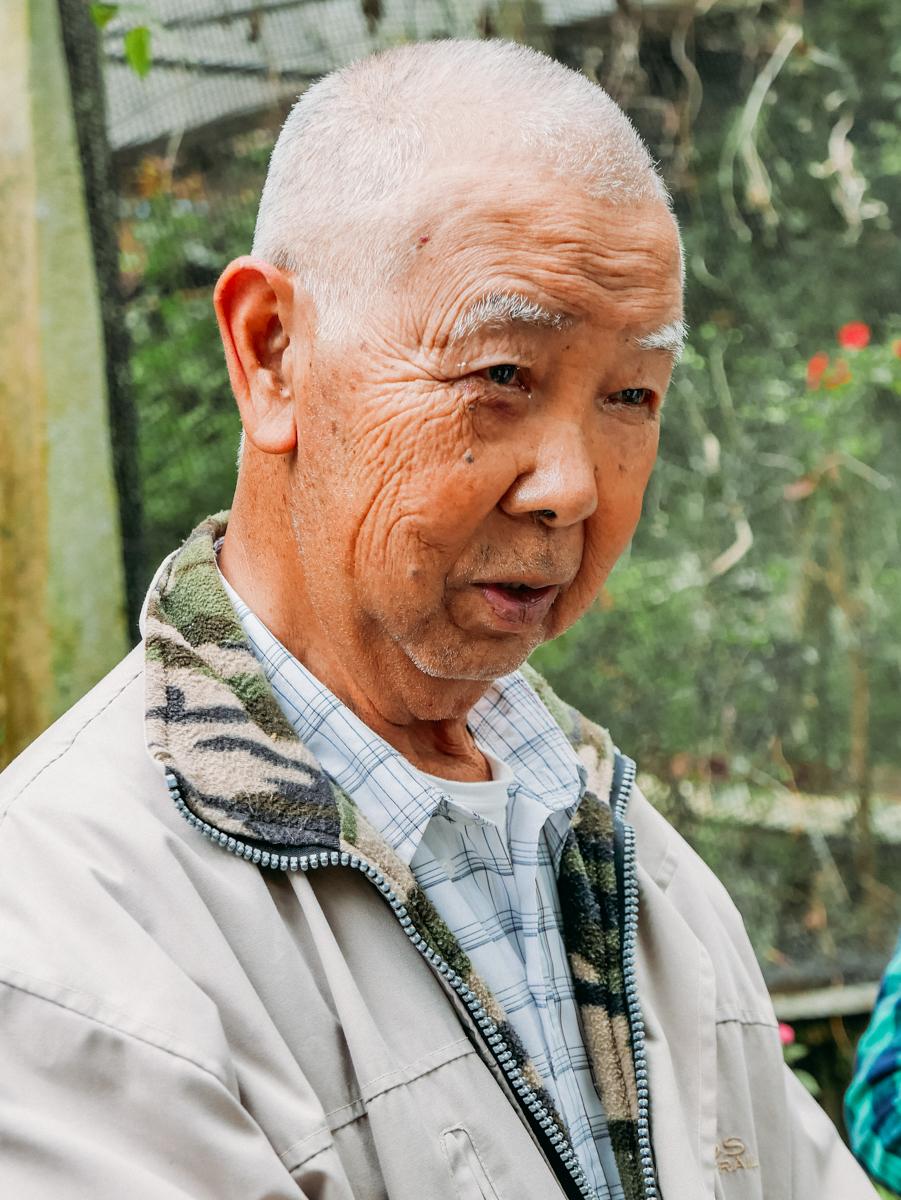 Sr. Augusto do Sítio Katsumoto